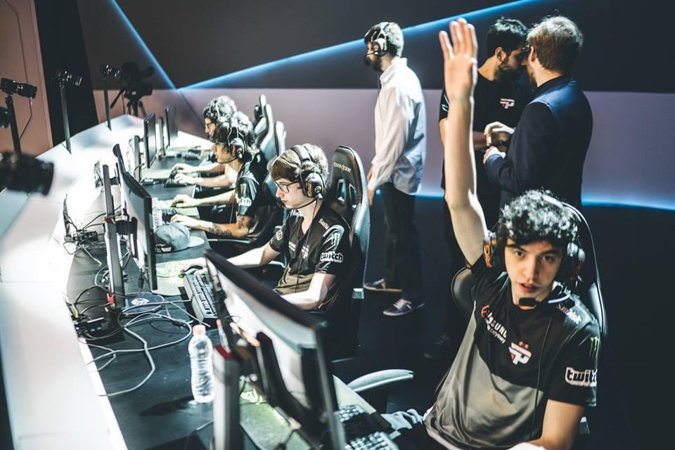 Time brasileiro LoL paiN Gaming