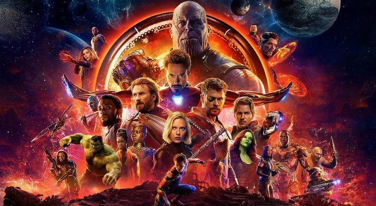 Thanos enfrentará grupo de heróis da Marvel em Vingadores: Guerra Infinita